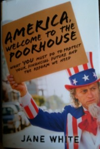 America welcome to the poorhouse book cover JS