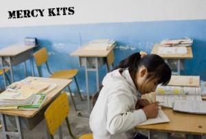 Mercy Kit classroom