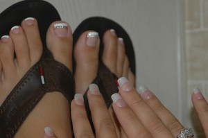 Mani Pedi fingers and toes CC spete-ram