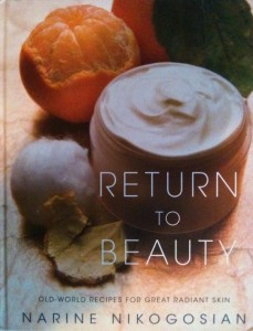 Return to beauty book cover JS